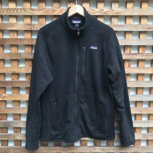 Patagonia Better Sweater Fleece Jacket Black M